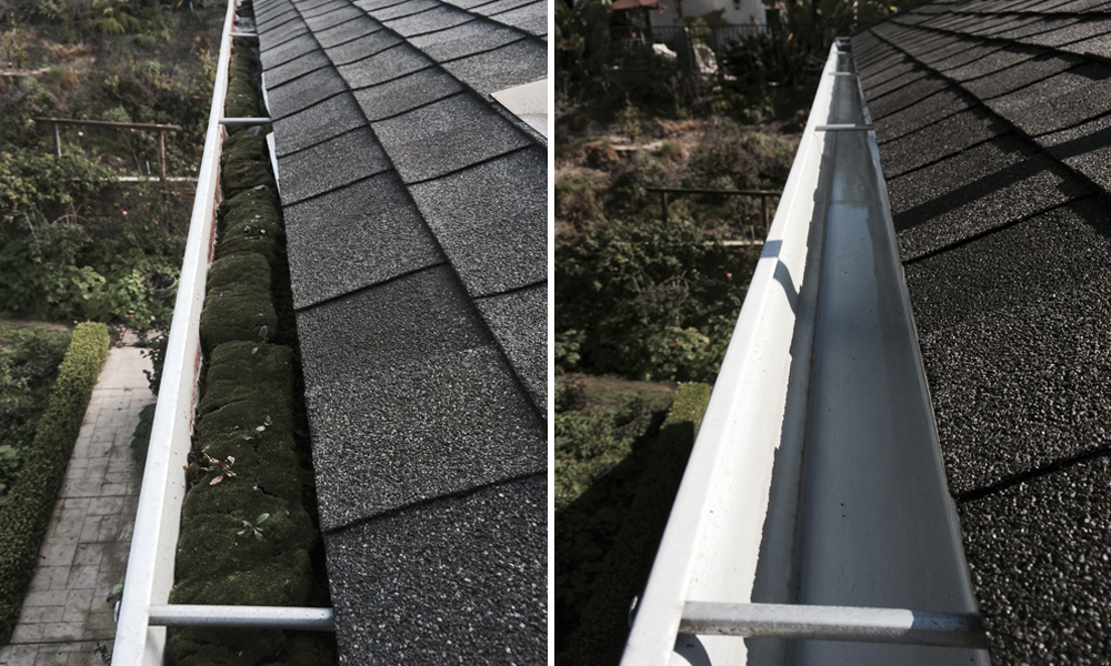 vancouver gutter cleaning service