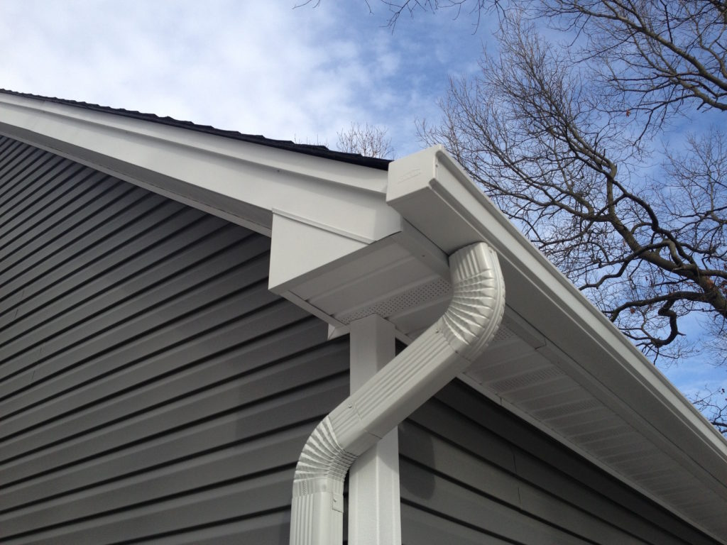 Downpipe Gutters vancouver